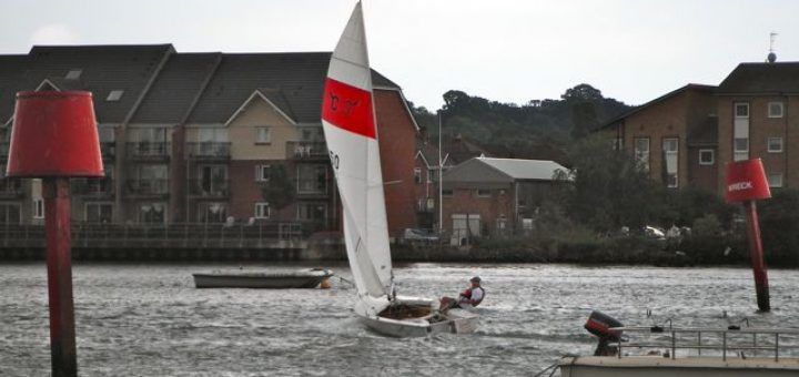 I'm A Dinghy Sailor!