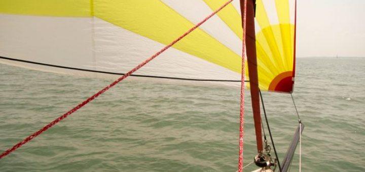 Asymmetric and bow sprit