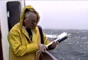 Measuring storms!