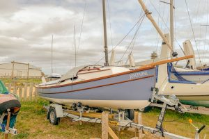190428: a very new BRe in the Calshot boat park