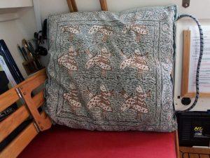 Backrest With Cushion