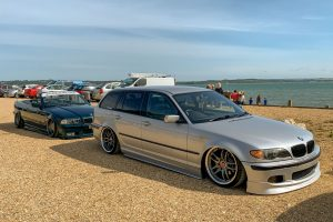 190721 c: cars in Lepe car park