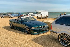 190721 d: cars in Lepe car park